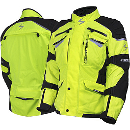 Scorpion Commander II Jacket - Alpinestars Cape Town Drystar Jacket