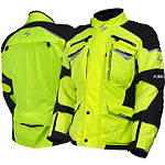 Scorpion Commander II Jacket - Scorpion Motorcycle Jackets and Vests