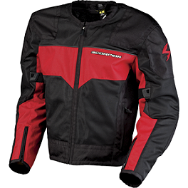 Scorpion Drafter Mesh Jacket - Scorpion Drafter Jacket Windproof Liner