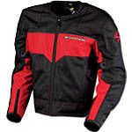 Scorpion Drafter Mesh Jacket - Scorpion Dirt Bike Riding Jackets
