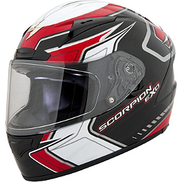 Scorpion EXO-R2000 Helmet - Circuit - Scorpion EXO-R2000 Helmet - Dispatch