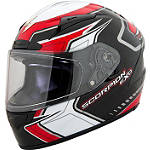 Scorpion EXO-R2000 Helmet - Circuit - Scorpion Full Face Motorcycle Helmets