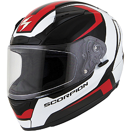 Scorpion EXO-R2000 Helmet - Dispatch - Scorpion EXO-R410 Helmet - Incline