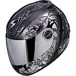 Scorpion EXO-400 Helmet - Spectral - Full Face Dirt Bike Helmets