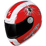 Scorpion EXO-400 Helmet - Impact - Scorpion Motorcycle Helmets and Accessories