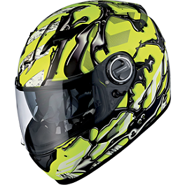Scorpion EXO-500 Helmet - Oil - Scorpion EXO-500 Helmet - West