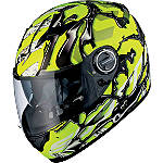 Scorpion EXO-500 Helmet - Oil - Scorpion Full Face Dirt Bike Helmets