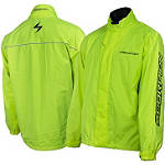 Scorpion EXO Barrier Jacket -  Dirt Bike Rainwear and Cold Weather
