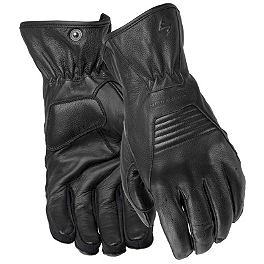 Scorpion Full-Cut Gloves - River Road Mystic Leather/Mesh Gloves