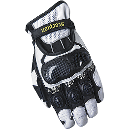 Scorpion Women's Fiore Gloves - Short - Scorpion Women's Onyx Gloves