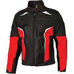 Scorpion Hat Trick II Jacket - Scorpion Motorcycle Riding Gear