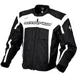 Scorpion Helix Jacket - AXO Textile Motorcycle Riding Jackets
