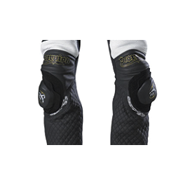 Scorpion Hurricane Knee Puck - Pair - Chicken Hawk Racing Knee Sliders