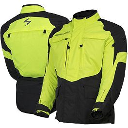 Scorpion Intrepid Jacket - Alpinestars Cape Town Drystar Jacket