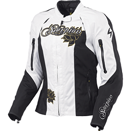 Scorpion Women's Kingdom Jacket - Speed & Strength Women's Kiss 'N Tell Textile Jacket