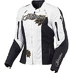 Scorpion Women's Kingdom Jacket - Scorpion Motorcycle Riding Jackets