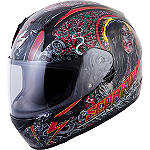 Scorpion EXO-R410 Helmet - Departed - Scorpion Motorcycle Helmets and Accessories