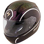 Scorpion EXO-R410 Helmet - Fantasy II - Womens Scorpion Full Face Motorcycle Helmets