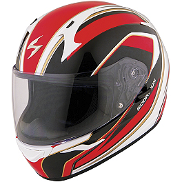 Scorpion EXO-R410 Helmet -  Incline - Scorpion EXO-500 Helmet - West
