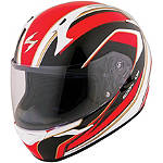 Scorpion EXO-R410 Helmet -  Incline - Scorpion Motorcycle Helmets and Accessories