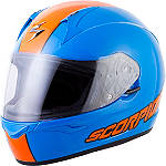 Scorpion EXO-R410 Helmet - Split - Scorpion Motorcycle Helmets and Accessories