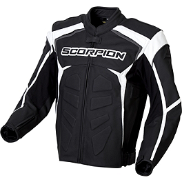 Scorpion SJ2 Leather Jacket - REV'IT! Stellar Jacket