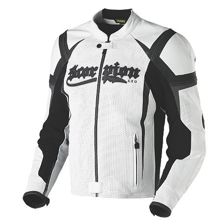 Scorpion Stinger Leather Jacket - Main