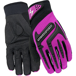 Scorpion Women's Skrub Gloves - Scorpion Women's Cool Hand II Gloves