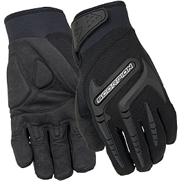Scorpion Youth Skrub Gloves - Cortech Youth DX 2 Gloves