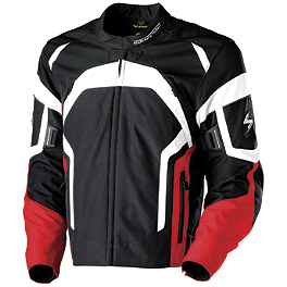 Scorpion Tornado Jacket - Joe Rocket Suzuki Replica Mesh Jacket
