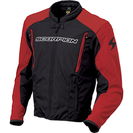 Scorpion Torque Jacket - AGVSport Tempest Textile Waterproof Jacket