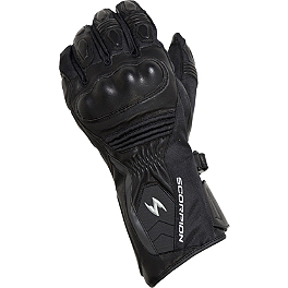 Scorpion TSW Gloves - EVS Cyclone Gloves