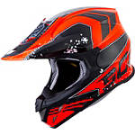 Scorpion VX-R70 Quartz Helmet - SCORPION-FEATURED Scorpion Dirt Bike