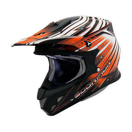 Scorpion VX-R70 Flux Helmet - Main