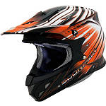 Scorpion VX-R70 Flux Helmet - Scorpion Dirt Bike Helmets and Accessories