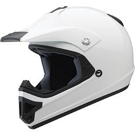 Scorpion Youth VX-9 Solid Helmet - 2011 Thor Youth Quadrant Helmet