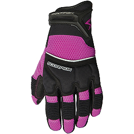 Scorpion Women's Cool Hand II Gloves - Scorpion Women's Skrub Gloves