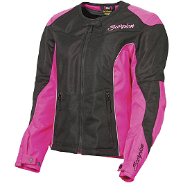 Scorpion Women's Verano Jacket - Icon Women's Anthem Mesh Jacket