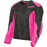 Scorpion Women's Verano Jacket - Scorpion Cruiser Jackets and Vests