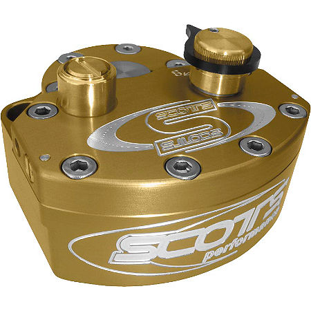Scotts Performance Steering Damper - Main