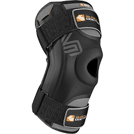 Shock Doctor 870 Knee Stabilizer - Shock Doctor 849 Ultra Lite Ankle Support