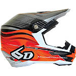6D Helmets ATR-1 Helmet - Crusader - 6D-HELMETS-PROTECTION Dirt Bike kidney-belts