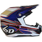 6D Helmets ATR-1 Helmet - Hornet - Dirt Bike & Motocross Protection
