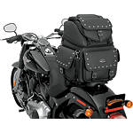 Saddlemen BR3400EXS Sissy Bar Bag With Studs -