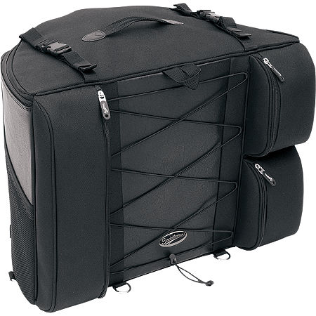 Saddlemen BR4100 Dresser Back Seat Bag - Main