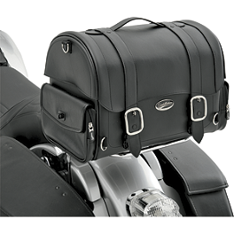 Saddlemen Drifter Express Tail Bag - Saddlemen Drifter Slant Saddlebags - Throw Over