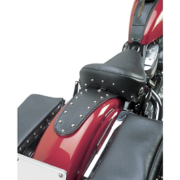 Saddlemen Fender Chap - Desperado Studded - Hopnel Signature Series Tuxedo Tail