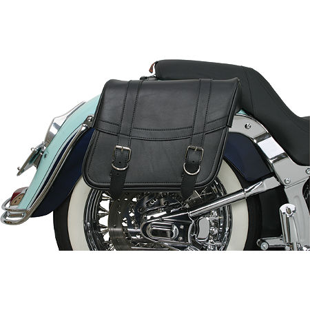 Saddlemen Highwayman Slant Saddlebags - Classic - Main