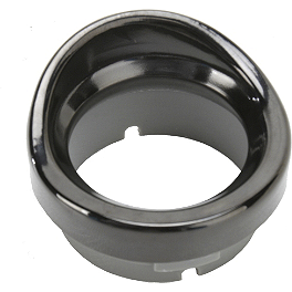 Saddlemen Hooded Trim Ring For Bullet Lights - Saddlemen Drifter Quick Release Saddlebags