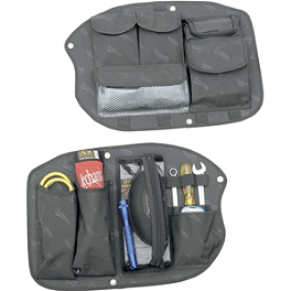 Saddlemen Saddlebag Organizer Set - Saddlemen Saddlebag Packing Cube Liner Set